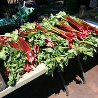 Photo taken at Mt. Pleasant Farmer's Market by Anna J. on 6/15/2013