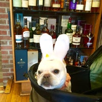 Photo taken at Bacchus Wine Cellar by Anna J. on 3/26/2016
