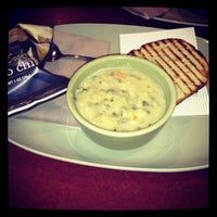 Photo taken at Panera Bread by Cody M. on 4/14/2013