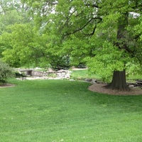 Photo taken at Peace Park by Devin C. on 5/26/2013