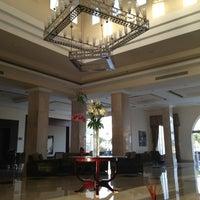 Foto scattata a Old Lobby at Rixos Sharm El Sheikh da Olga K. il 3/9/2013
