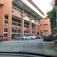 Photo taken at Universiti Teknologi MARA (UiTM) by Paly Z. on 3/5/2013