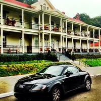 Photo taken at Cavallo Point Lodge by Zach H. on 7/16/2013