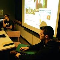Photo taken at Olin Center, Tufts University by Zach H. on 11/12/2013