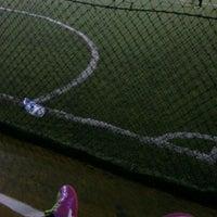 Photo taken at Lapangan Futsal BSC (Ringroad) by Rizki Y. on 4/22/2013