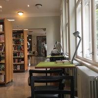 Photo taken at Městská knihovna by Kate M. on 5/30/2017