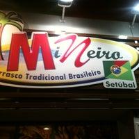 Photo taken at Mineiro by Pedro M. on 2/1/2013