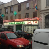 Photo taken at Pharmacie Maarek by François M. on 1/3/2013