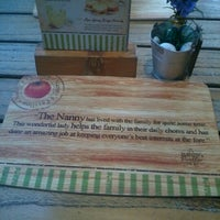 Photo taken at Nanny's Pavillon - Barn by Natasya P. on 4/20/2013