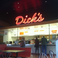 Photo taken at Dick's Drive-In by Adrienne H. on 4/29/2013