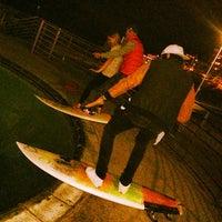Photo taken at Bondi Skatepark by Charles C. on 6/27/2013