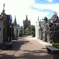 Photo taken at La Recoleta Cemetery by Marisa A. on 11/16/2012