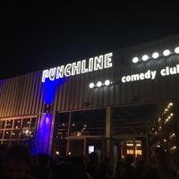 6/10/2017 tarihinde Krisziyaretçi tarafından Punch Line Philly'de çekilen fotoğraf