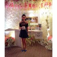 Photo taken at Azure at Mandarin Oriental, Jakarta by Silvi T. on 6/7/2015