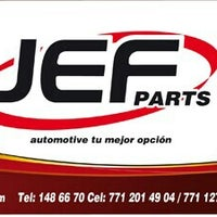 Photo taken at Jef Parts by Fher T. on 12/26/2012