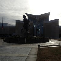 Photo taken at Airborne & Special Operations Museum by Bob B. on 12/15/2012