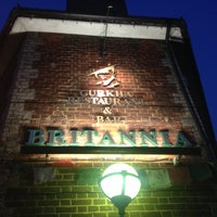 Photo taken at The Britannia by Bob B. on 7/7/2013