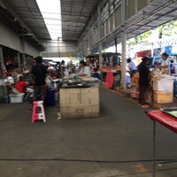 Photo taken at Petch Aree Market by Khae D. on 12/22/2016