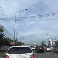 Photo taken at MEA Samut Prakan Intersections by Khae D. on 8/29/2016