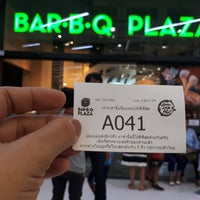 Photo taken at Bar B Q Plaza by Khae D. on 8/12/2018
