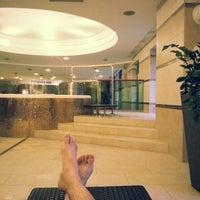 Photo taken at Divinus Hotel Wellness by Nuno R. on 5/23/2015