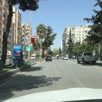 Photo taken at Atatürk Bulvarı by Murat D. on 4/6/2013