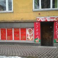 Photo taken at Red Dragon by Strannik Т. on 4/1/2013