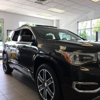 Photo taken at Freehold Buick GMC by Giovanni M. on 8/19/2017