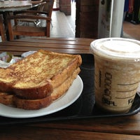 Photo taken at Starbucks Coffee by Elle P. on 7/24/2013