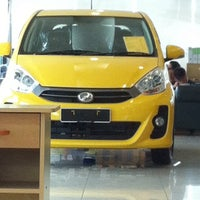 Photo taken at Perodua Service Centre (Taiping) by Luqman. H. on 6/21/2014