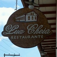 Photo taken at Lua Cheia Restaurante by Wallace B. on 12/31/2012