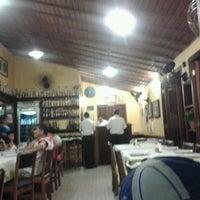 Photo taken at Restaurante e Pizzaria Senzala by Fer on 2/16/2013