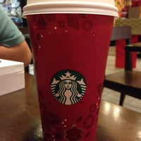 Photo taken at Starbucks by Alexandra L. on 12/3/2013