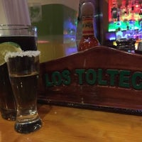 Photo taken at Los Toltecos by brian m. on 2/29/2016