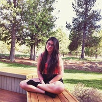 Photo taken at City of Sunriver by Merlina M. on 5/3/2014