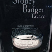 Photo taken at Stoney Badger Tavern by Brewer S. on 12/16/2016