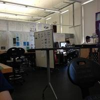 Photo taken at Eichberg Hall Graduate Studios by Rami K. on 4/7/2013