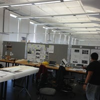 Photo taken at Eichberg Hall Graduate Studios by Rami K. on 1/25/2013