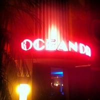 Photo taken at Ocean Drive by Kidde L. on 11/4/2012