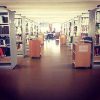 Photo taken at Biblioteca Escuela Técnica Superior de Arquitectura (UPM) by Itziar E. on 12/16/2013