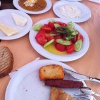 Photo taken at Balkaymak Kahvaltı Salonu by Zeki A. on 1/5/2013