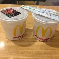 Photo taken at McDonald's by Vicki Jeehee K. on 2/16/2017
