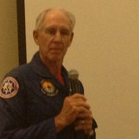 Photo taken at Dine With An Astronaut by arif on 1/29/2013