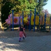 Photo taken at Siebert Park by Stephanie S. on 10/2/2013