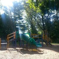 Photo taken at Siebert Park by Stephanie S. on 9/18/2013