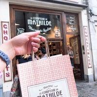 7/26/2018 tarihinde Lziyaretçi tarafından Le Comptoir de Mathilde'de çekilen fotoğraf