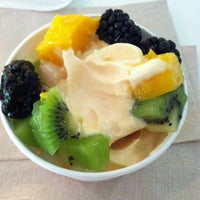 Photo taken at Pinkberry by Jessica J. on 1/20/2013