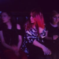 Photo taken at Glam Club by Francesca D. on 3/12/2014