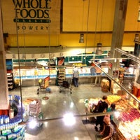 Photo taken at Whole Foods Market by Andrew A. on 7/30/2013