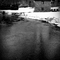 Photo taken at Falling Springs Greenway by Andrew A. on 1/26/2013